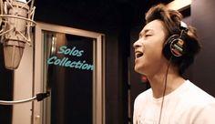 ....I love his singing profile... hehe