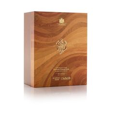 Johnnie Walker Private Collection 2017 Mastery of Oak - #Paper #FauxWood #Inlay #Giftbox #Monogram
