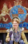 Deirdre Sargent as Queen Elizabeth - NorCalRenFaire
