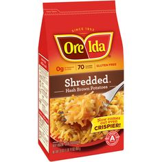 Saver $5 off $25 in Ore-Ida Potatoes or Fries Offer from SavingStar