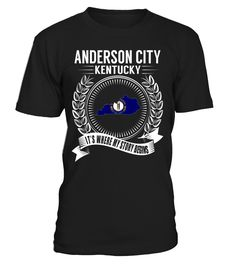 Anderson City, Kentucky - It's Where My Story Begins #AndersonCity