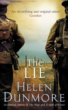 Set during and just after the First World War, The Lie is an enthralling, heart-wrenching novel of love, memory and devastating loss by one of the UK's most acclaimed storytellers.