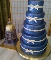ND wedding cake
