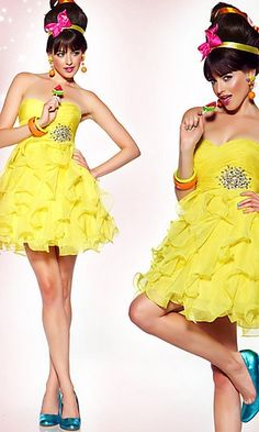 Canary yellow... Love it...!!!