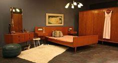 jaren 60 slaapkamer - Google zoeken