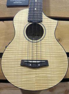 Ibanez UEW12E Concert Acoustic-Electric Ukulele