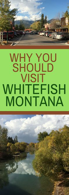 Why You Should Visit Whitefish Montana - Photo tour of Whitefish and its surrounding areas. #whitefishmontana #whitefishmt #visitmontana #montanavacationideas #montanavacationidea #whattodomontana #montanathingstodo #whitefishmontanavacation