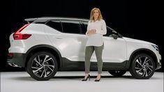 2018 The New Volvo XC40 Product Walkaround