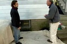 In this how-to video, This Old House painting contractor Jim Clark preps old aluminum siding for a fresh coat of paint