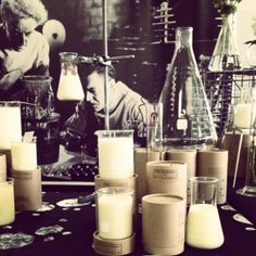 Hand poured soy apothecary candles in Lychee & Black Tea, Sandalwood, Orange & Vanilla, Coconut & Lime, Mandarin & Rosemary, Wild Fig, Tangerine Rind & Lemon Myrtle. Pre-orders available. Due mid November. Please specify scent when ordering.