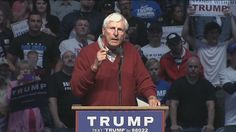 Bobby Knight introduces Donald Trump (Video) #BobbyKnight...: Bobby Knight introduces Donald Trump (Video) #BobbyKnight… #BobbyKnight
