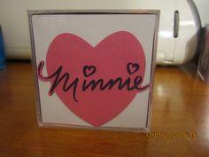 Minnie top