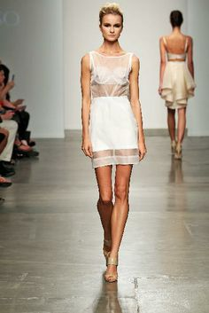 New York Fashion Week SS14 by Philippa Galasso   Apres le Reve