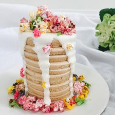 Pancake popocorn