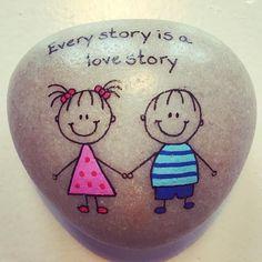 #artrocks #everystoryisalovestory #happy #hobby #happyrocks #instaart #instaartist #iloverocks #love #loverocks #lovestory #naturerocks #paintedrocks #paintedstones #paintingrocks #paintingstones #rocksROCK #stone #stonepainting
