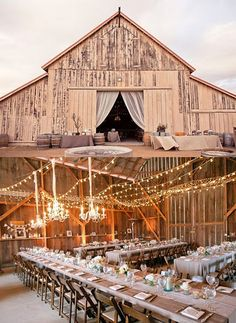 perfect solution to my dreams of an outdoor wedding that can get rained on without danger!!