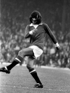 George Best of Manchester United August 1971 Photographic Print - AllPosters.co.uk