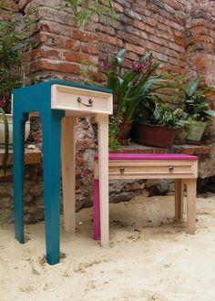 """Tables"" design by Martin Jankura"