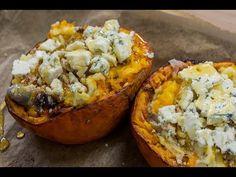 LUKOVO SPOKOJÍDLO: Pečená dýně - YouTube Baked Potato, Potatoes, Baking, Ethnic Recipes, Food, Youtube, Meal, Patisserie, Potato