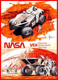 Dark Roasted Blend: NASA VEX