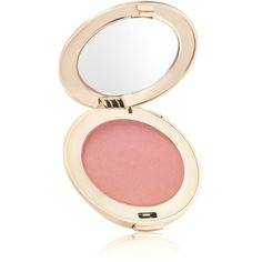 Jane Iredale PurePressed Blush-Barely Rose ($30) ❤ liked on Polyvore featuring beauty products, makeup, cheek makeup, blush, jane iredale, mineral makeup, mineral makeup blush, mineral powder makeup and mineral blush