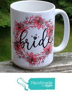 8407f2b1f Amazon.com  Daughter Wedding Day Coffee Mug Gift from Mom or Dad  Handmade