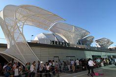 EXPO 2015 Padiglione Germania | www.romyspace.it