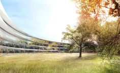 New Apple Headquarters Cupertino  #Apple #Campus2 #Foster&Partners Pinned by www.modlar.com