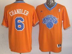1c0d6439fd5 Knicks  6 Tyson Chandler Orange 2013 Christmas Day Swingman Stitched NBA  Jersey Soccer Jerseys