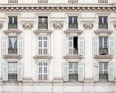 France Photography, French Decor, Provence Decor, White Shabby Chic Home Decor, Windows in French Ri French Walls, French Windows, Classic Architecture, Architecture Details, Parisian Architecture, Beautiful Architecture, Installation Architecture, English Architecture, Organic Architecture