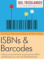 Great explanation of ISBNs, who needs one, how to get one, why you want one and what to expect to pay for yours