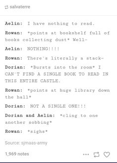 And this, everyone, is why I ship Doraelin. They relate to each other SO WELL.
