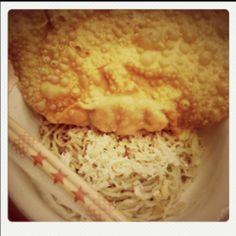 Mi ayam pangsit!! #noodle #ramen #infojajan #indonesia #kuliner