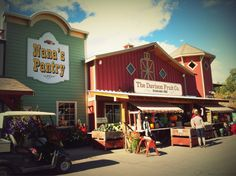 Davison Orchards: a great thing to do with kids in Vernon, BC --- Curated by Historic O'Keefe Ranch 9380 Hwy 97N, Vernon, BC V1T 6M8 | (250) 938-0937