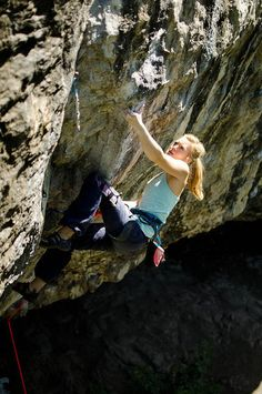 British climber Mina Leslie-Wujastyk recently became the first woman to send 8b+ (5.14) in Britain. She climbed an historically significant route called Mecca. It was the first 8b+ shed tried, though shes bouldered V12 in America and has done many boulders up to 8a (V11) in Fontainebleau. For more photos, more story, and an exclusive video, check out this link - Mina sends Mecca on UKC.