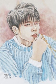 "INFINITE - For You ""Nam Woohyun"" Nam Woo Hyun, Korean K Pop, Kpop Drawings, Kpop Fanart, Pop Group, Infinite, Kdrama, Idol, Fandoms"