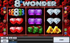 Discover the 8th Wonder of the World with the new slot by Realistic Games.  Head on over to Bet365 Casino, BetVictor Casino or Coral Casino and play!  --  #OnlineCasino #Slots #NewSlot
