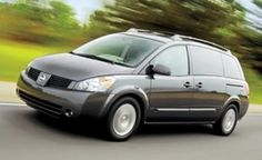 Nissan Quest - a really big and looooong vehicle that is a little underpowered and a bit difficult to maneuver because of its size.  Interesting interior with coloured textured surfaces and unusual panel layouts that was quite refreshing...