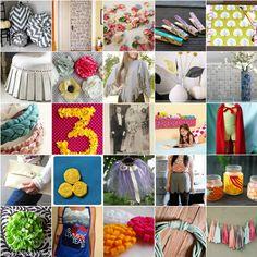 25 free no-sew fabric tutorials