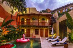 Casas maravillosas para tu celebraciones, vacacionar, o disfrutar en familia.  Visítanos: www.cartagenaservice.com