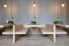Cafe for the minimalist in you | City Lighting Products | www.facebook.com/CityLightingProducts