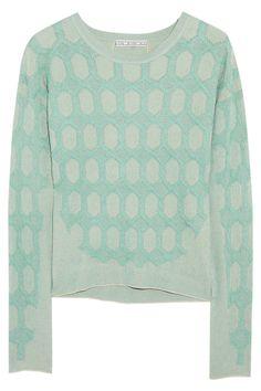 Dagmar|Brinda stretch-knit sweater |NET-A-PORTER.COM
