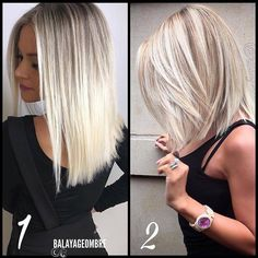 """593 Likes, 20 Comments - Jannah Sheffield Makeup artist (@jannah_maria_makeup) on Instagram: """"- ✨✨✨1or 2✨✨Tag your friends love it amazing work . @balayageombre . #balayage #balayageombre…"""""""