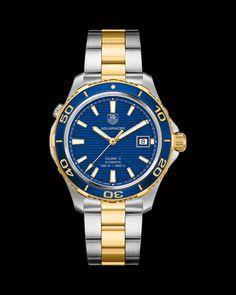 Ρολόι TAG Heuer Aguarecer WAK2120.BBO835