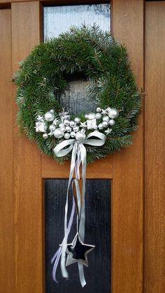 Door Decorating, Xmas Tree, Grapevine Wreath, Grape Vines, Advent, Wreaths, Christmas, Diy, Home Decor
