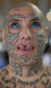 39 Best Tattooed Eyes images | Eye pictures, Body modifications ...