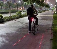 Uma ciclovia virtual para levar na própria bicicleta - Pulso: O Globo