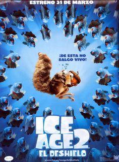 Ice age 2, el deshielo - Ice Age The Meltdown