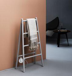 Scaldasalviette elettrico Scaletta by #Tubes