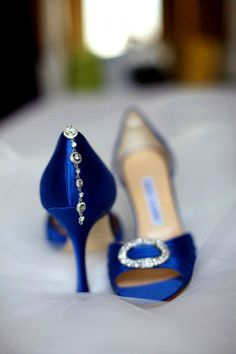 Something Blue | Wedding ideas :)